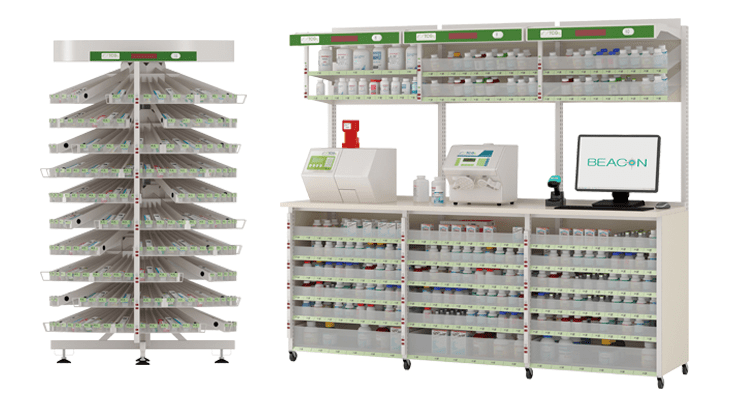 How a Pennsylvania Pharmacy Uses Technology to Save Space and Improve Efficiency and Accuracy