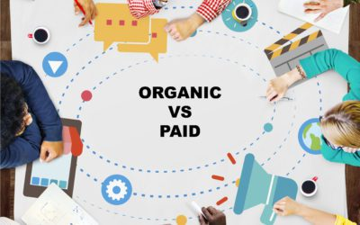 The Difference Between Organic and Paid Social Media for Pharmacies